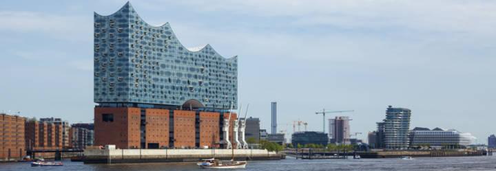 Luxus Wohnungen: Elbphilharmonie, Hamburg