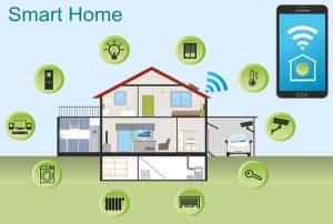 Mit Smart Home eine Immobilie aufwerten - Chacen und Szenarien, Artikelbild