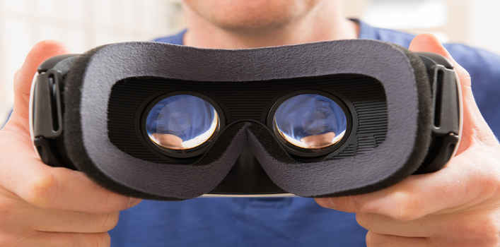 Was ist das Besondere an Virtual Reality?