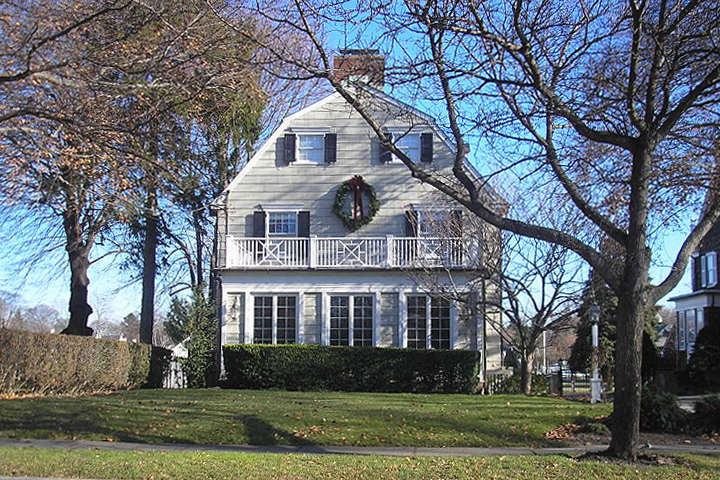 Das Horror-Haus in Amityville stand 2016 zum Verkauf.