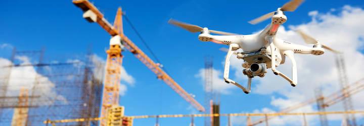Einsatzgebiete von Drohnen