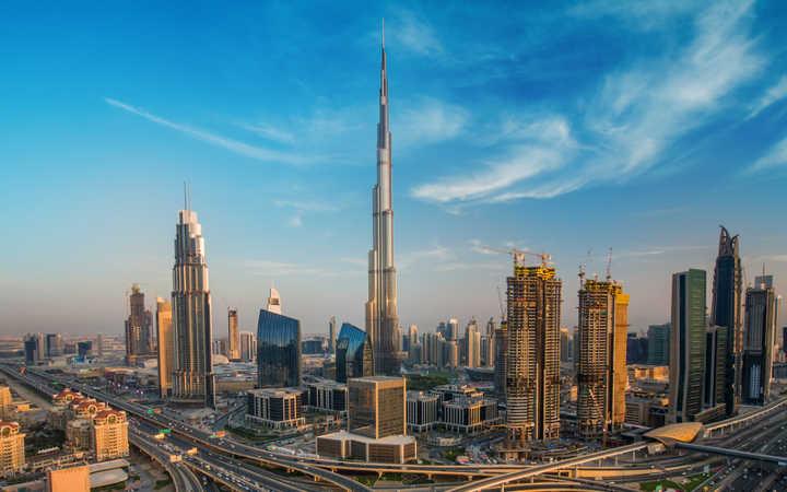 hoechste gebaeude Burj Khalifa - Wohntürme im Trend: Wohnraum hoch hinaus -